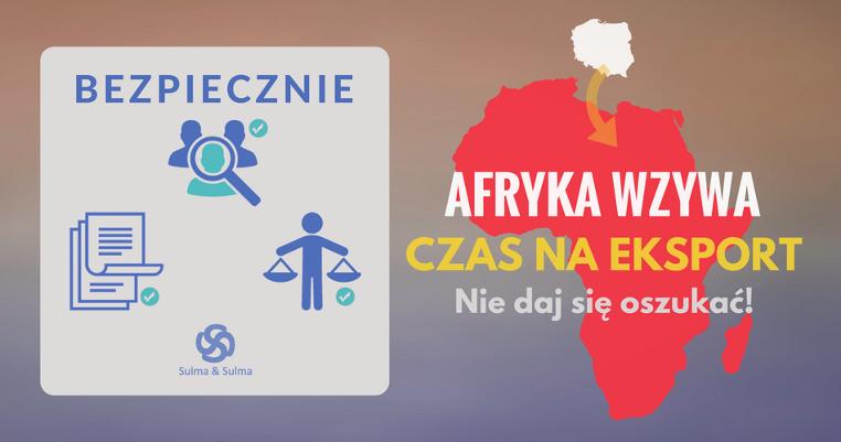 Eksport do Afryki