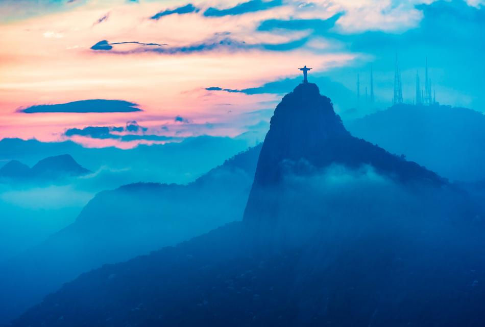 pomnik jezusa w brazylii