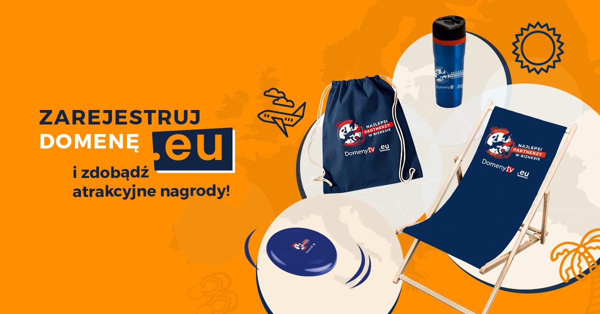 Promocja domeny .eu 2018