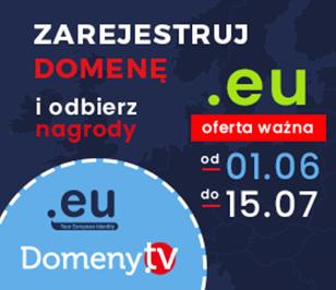QUIZ: .EUropa i Domeny.tv - najlepsi partnerzy w biznesie!