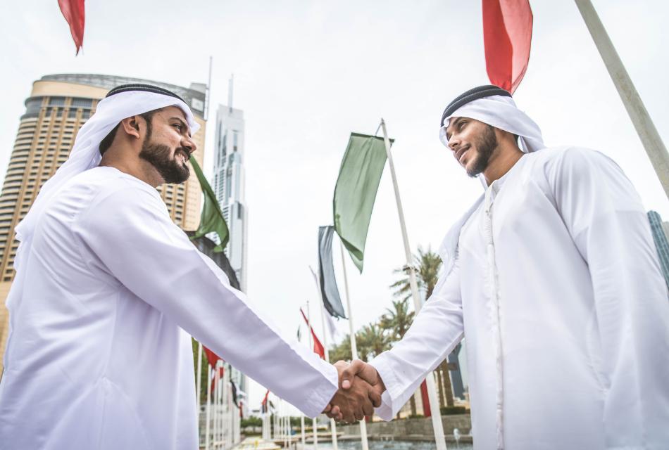 Sponsor, obywatel Zjednoczonych Emiratów